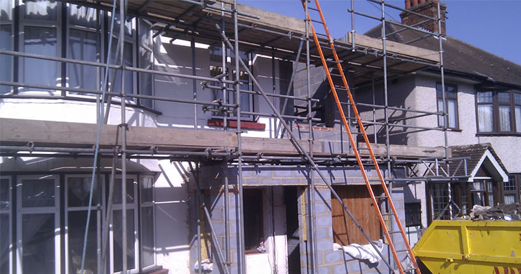 Darwin Road, Welling, Kent, DA162EG (Bexley Council) (planning permission & building control)