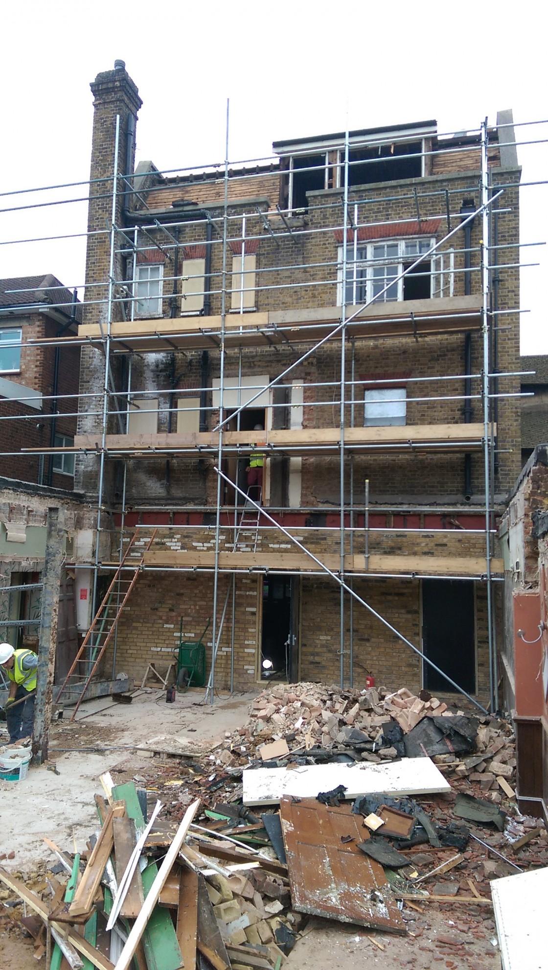 11 Court Yard, Eltham, London, SE95QE (Greenwich Council)