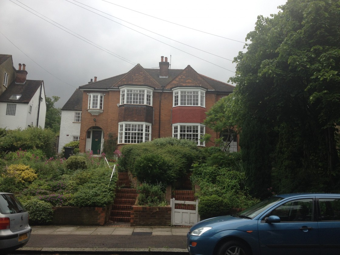 Longton Avenue, sydenham, London, SE266RF (planning permission & building)
