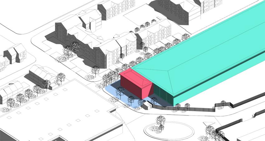 Apline Way, London, E66LL (Newham Council) (planning permission & building control)architect, ARB / RIBA