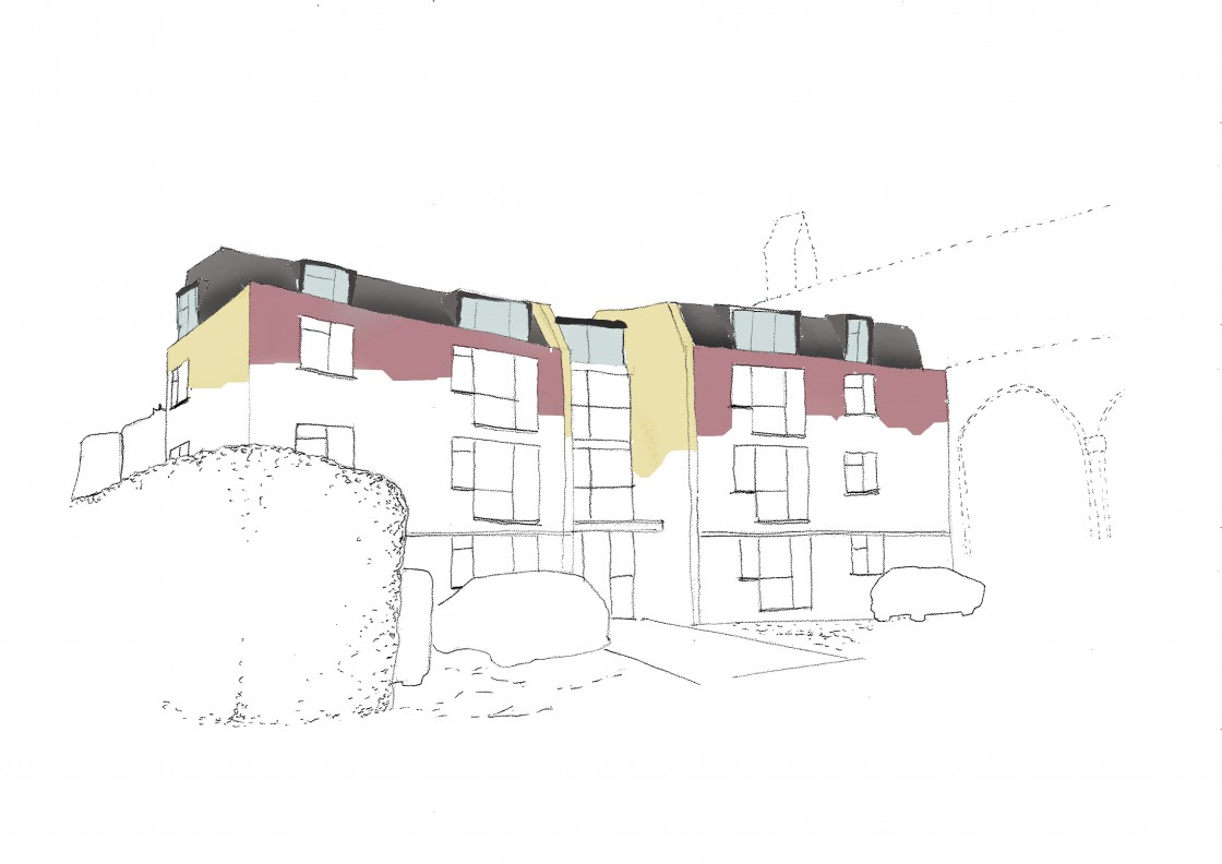 St. Barnabas Rd, CR42DU, (Merton Council) (planning permission & building control) architect, ARB / RIBA